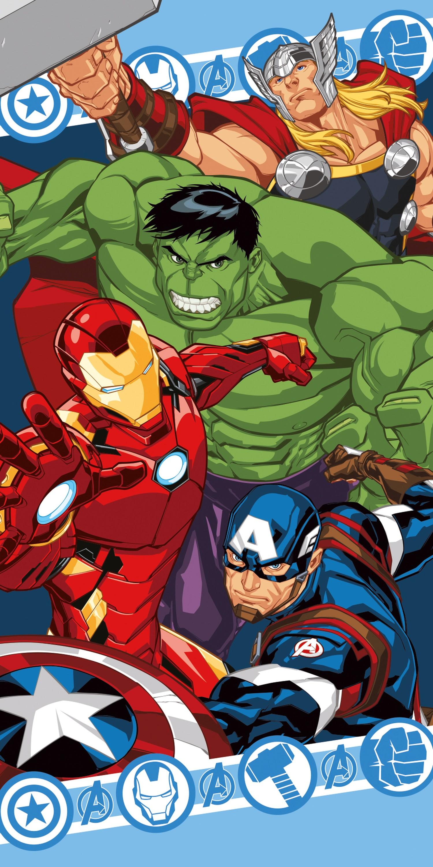 Osuška Avengers