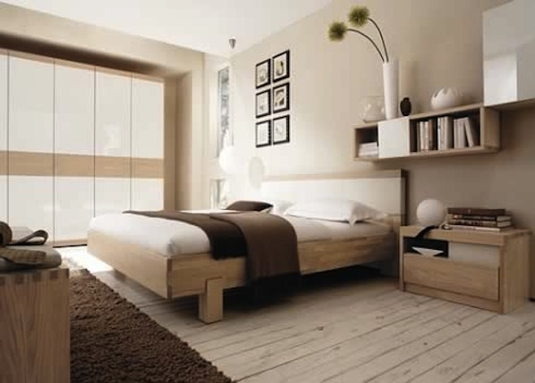 Fenf suej spálňa najideálnejšie farby do spálne