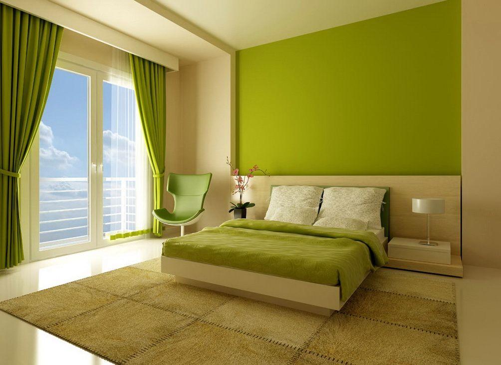 plachta posteľná zelená