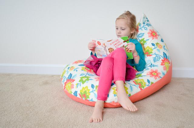 8 dôvodov, prečo sú sedacie vaky ideálnym doplnkom každej detskej izby