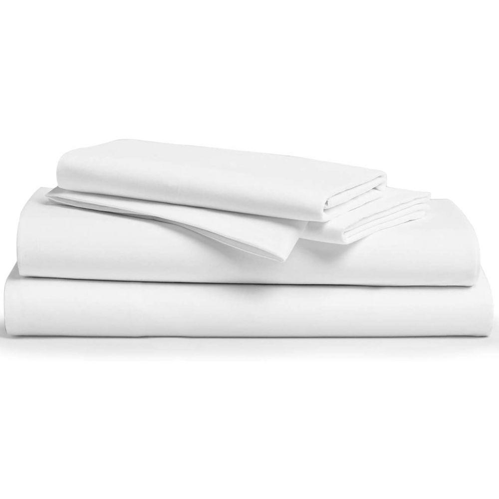 plachta posteľná ľanová pevná EMI