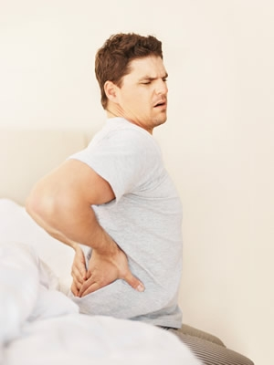 Bolesti chrbtice - matrac