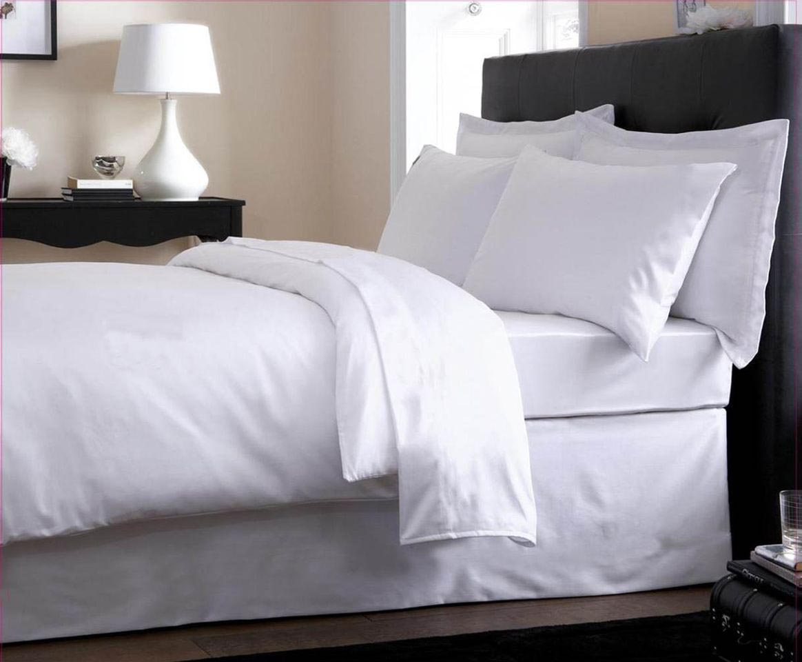biele obliečky bavlna delux