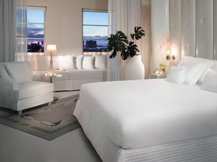 Spálňa hotel