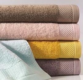 Bambusové uteráky a osušky