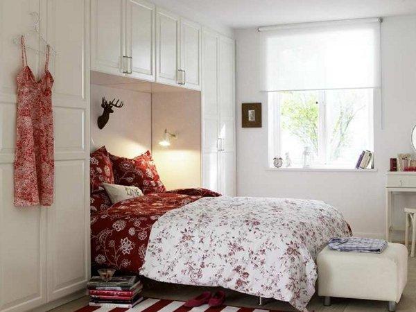 Malá spálňa inšpirácia 2