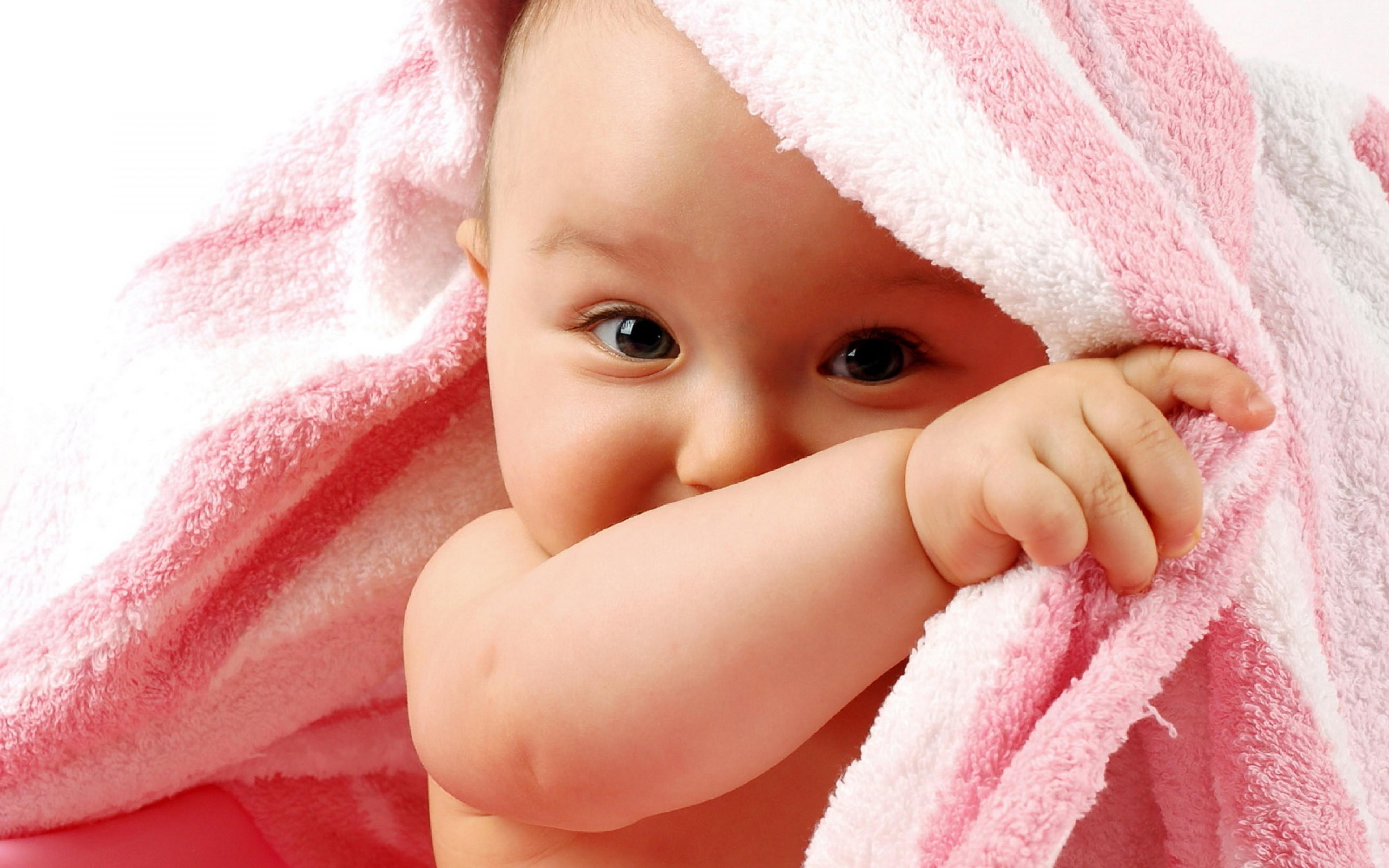 bambusový detský uterák