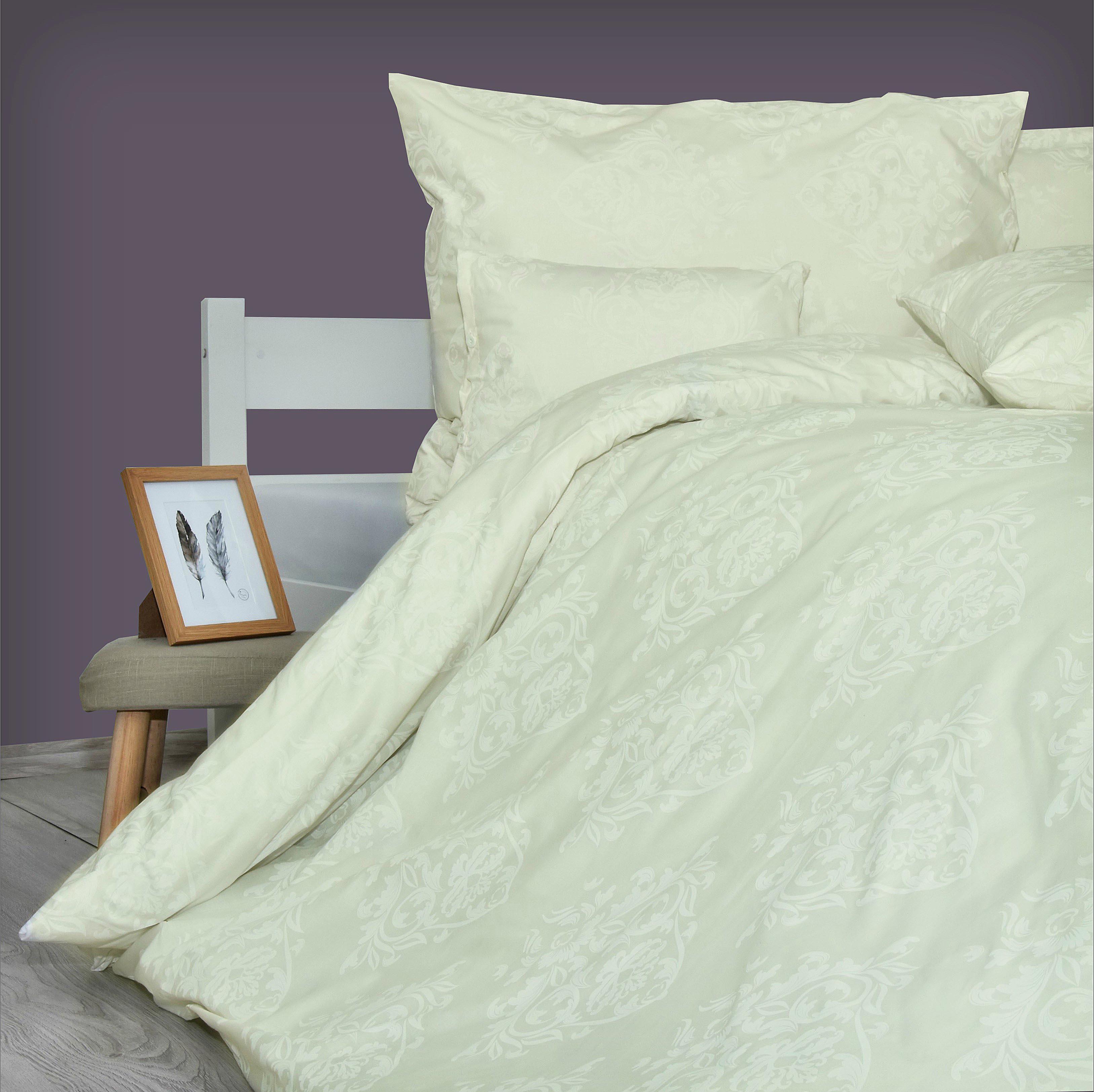 bavlnené obliečky biele