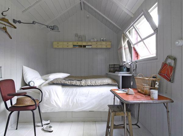 Malá spálňa inšpirácia 3