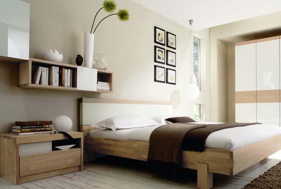 ako vymaľovať malú spálňu inšpirácia malá spálňa