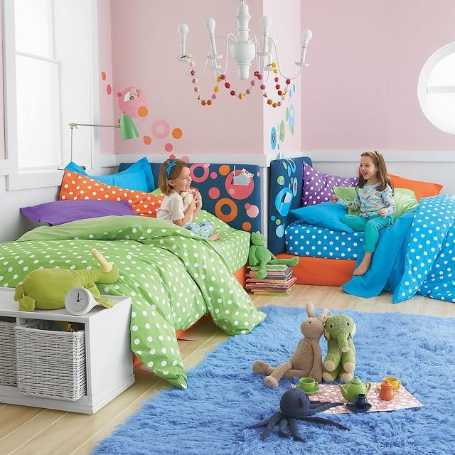 detske obliečky na posteľ