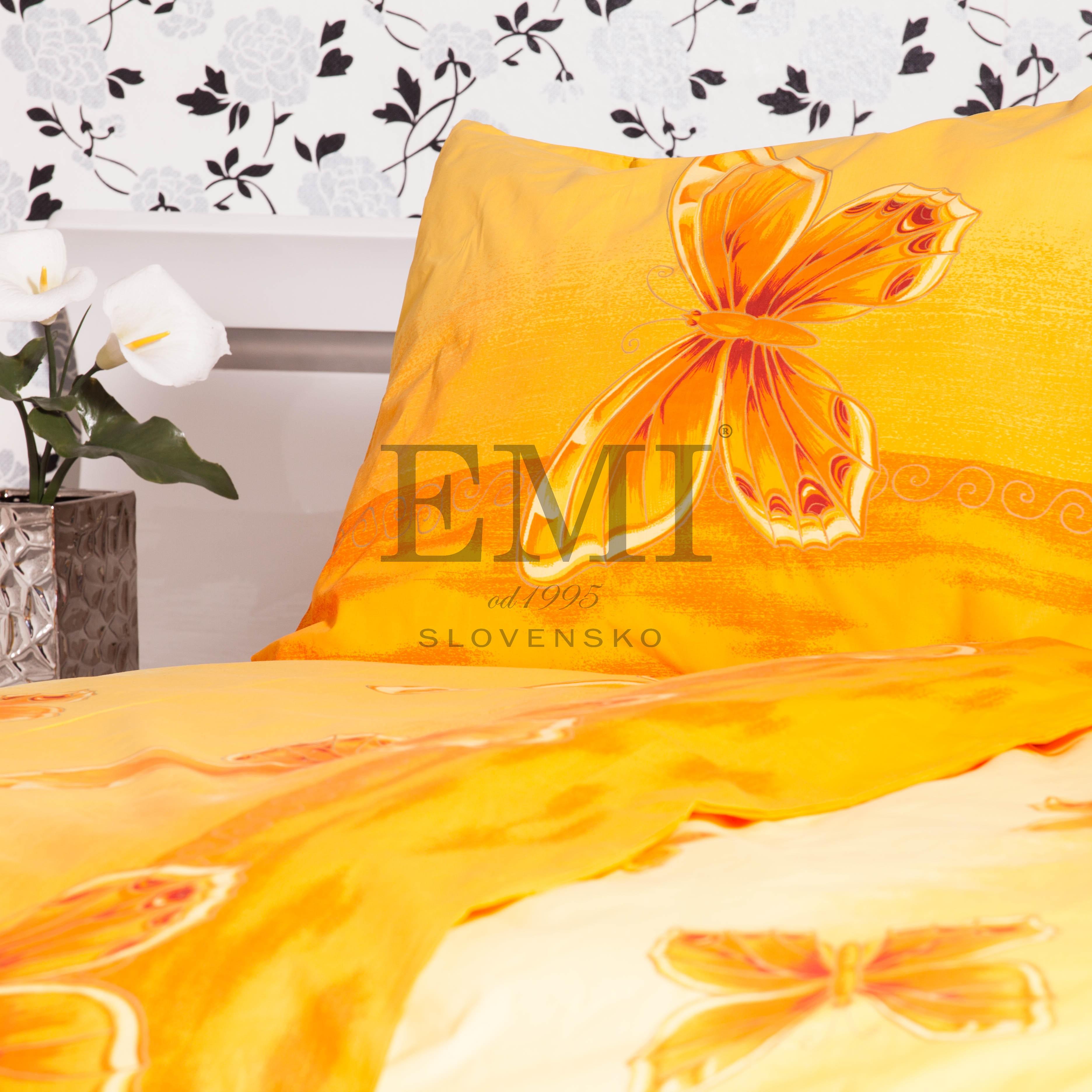 Motýle oranžové