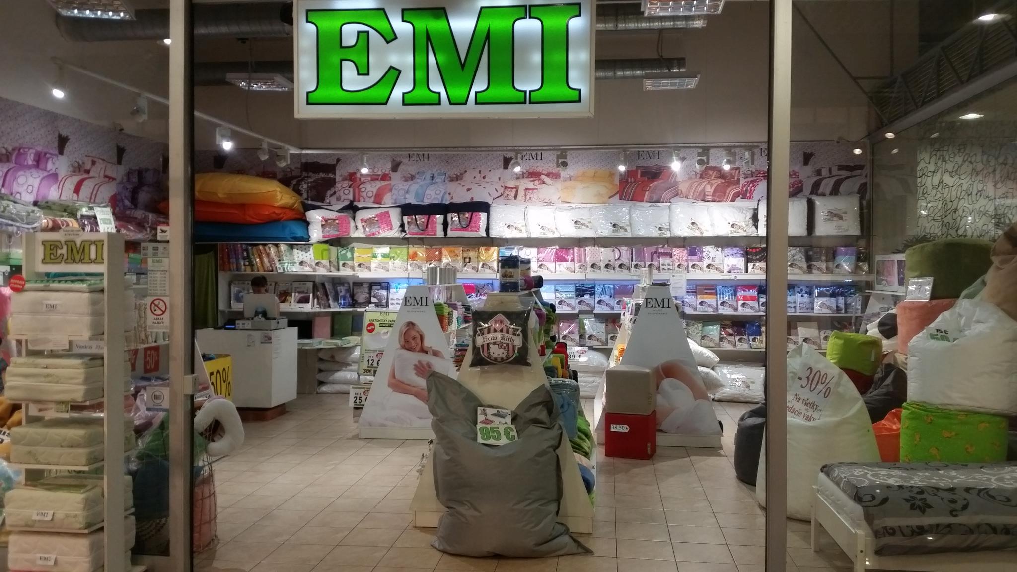 EMI bytový textil