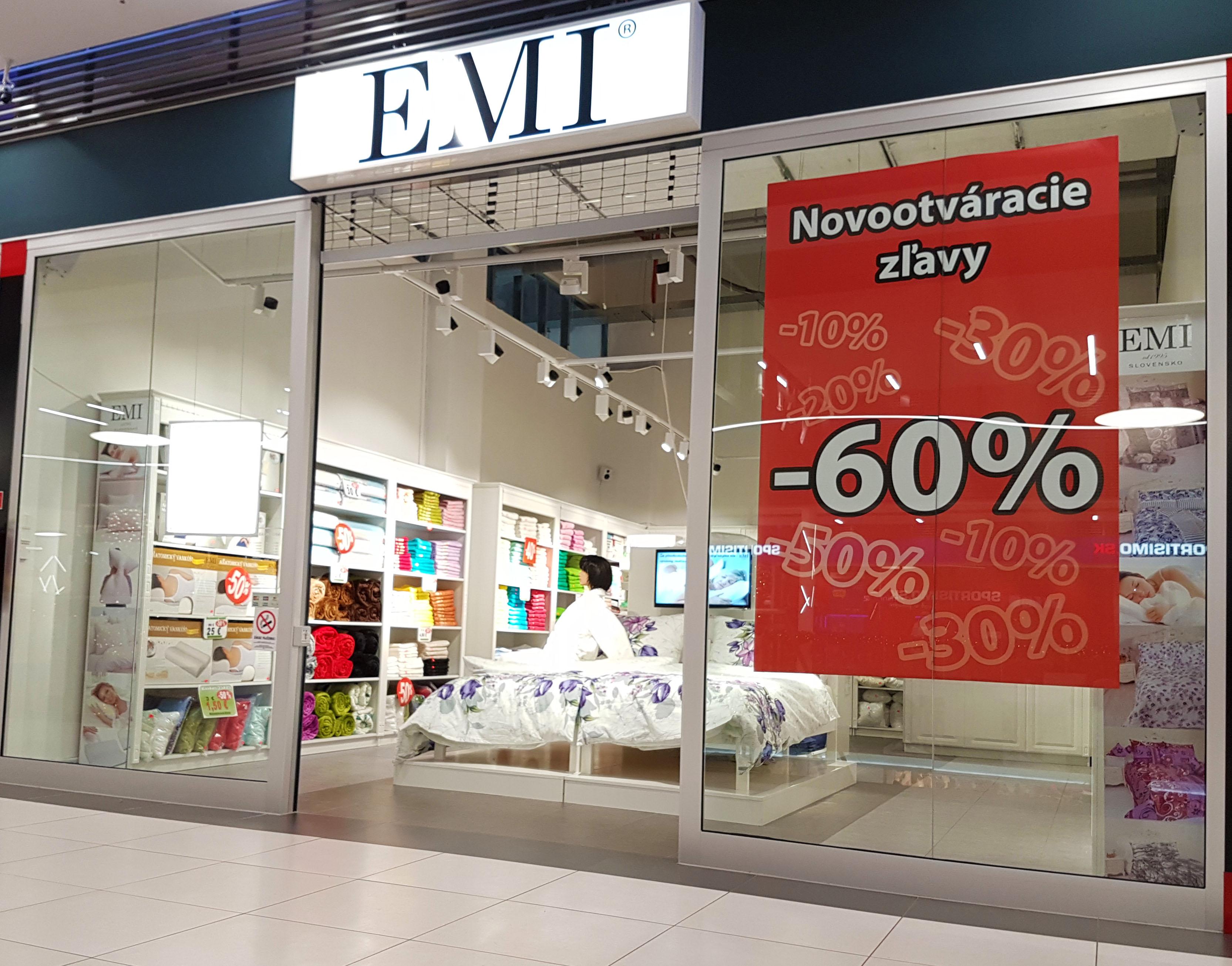 Obchod EMI