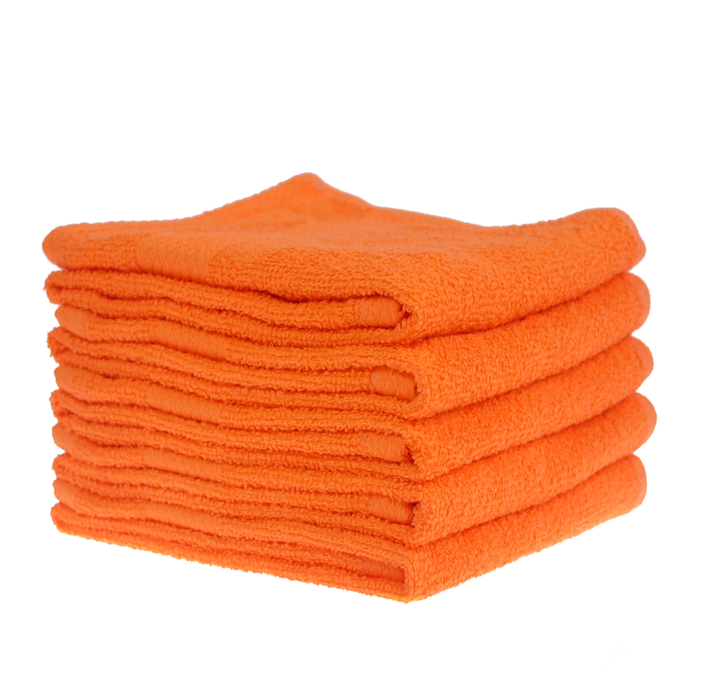 detsky uterak oranzovy