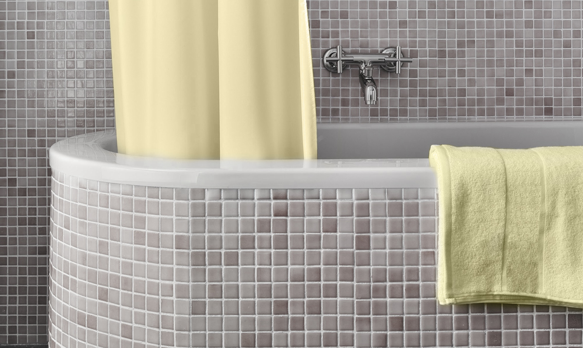 uterák bavlnený krémovy 50x70