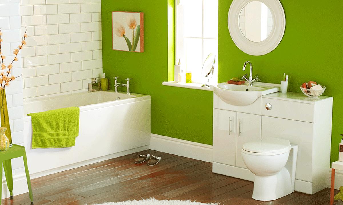 uterak bavlneny zelený 50x70