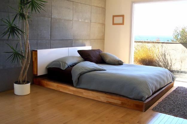 Výška postele