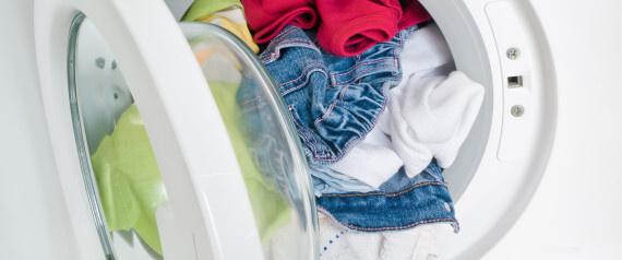 Preplnená práčka limit