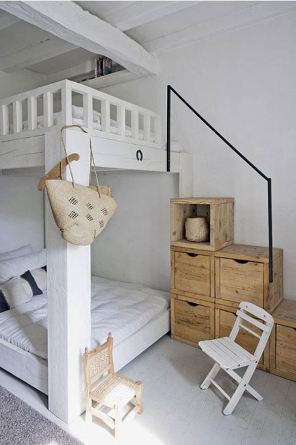 Malá spálňa inšpirácia 14