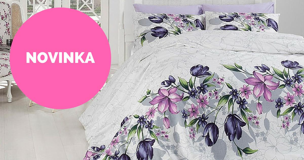 obliečky riella lila