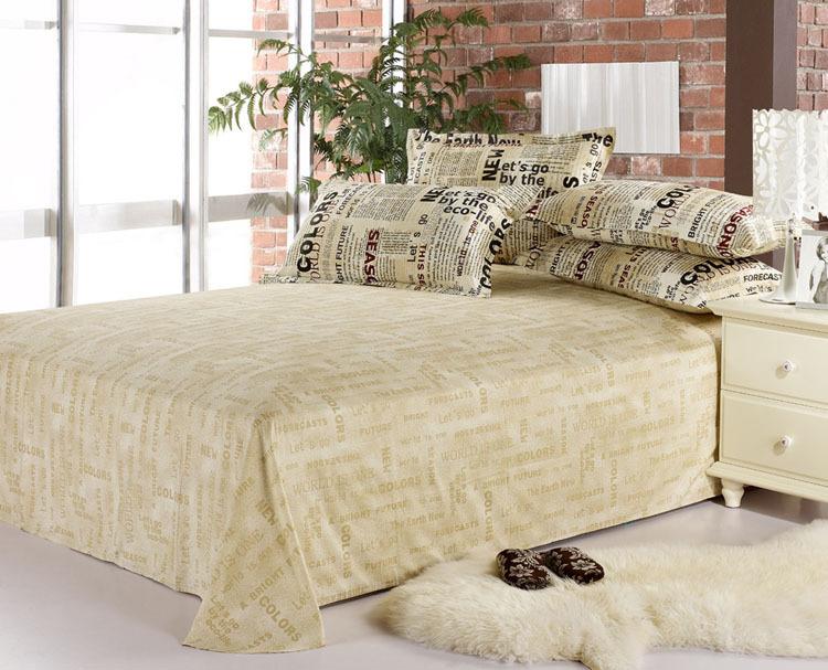 pekný prehoz na posteľ