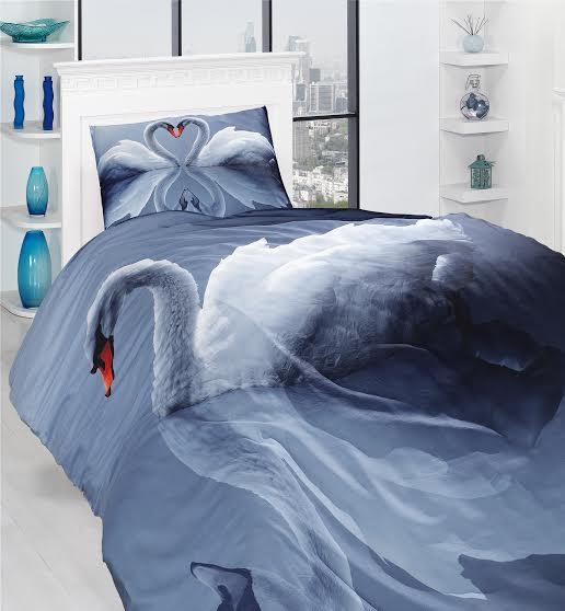 postelne obliecky SWAN